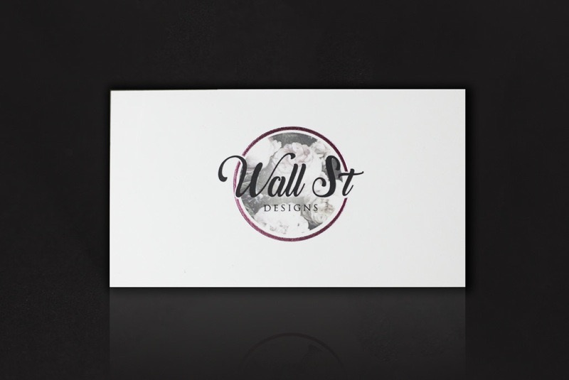 Wall Street's Business Cards