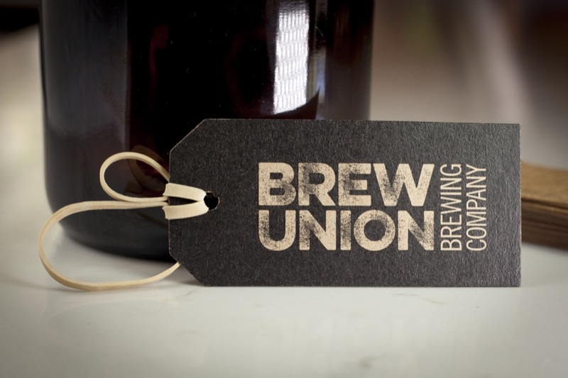Printing Growler Hang Tags for Brew Union
