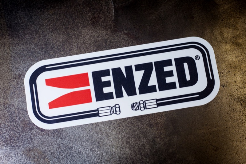 Printing decals for Enzed