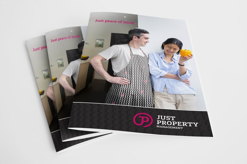 Just Property Management Brochure