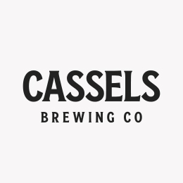 For Cassels Brewing in Christchurch, we print folded and flat keg collars used to attach tap badges to beer kegs.