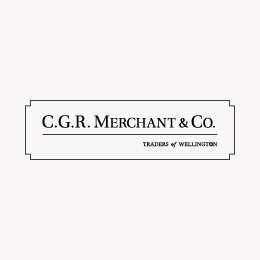 For Wellington's C.G.R. Merchant we print menus and business cards.