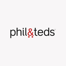 For Phil & Teds, we've printed business cards.