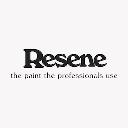 For Resene Paints, we print flyers, display cards and provide prepress services.