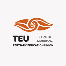 For the Tertiary Education Union, we print business cards and flyers.
